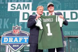 Draft ranking article Sam Darnold